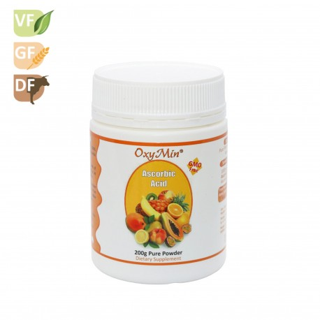 OXYMIN® ASCORBIC ACID PURE MICRO-CRYSTALLINE POWDER