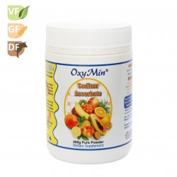 OXYMIN® SODIUM ASCORBATE PURE MICRO-CRYSTALLINE POWDER