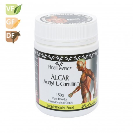 ALCAR: Acetyl L-Carnitine Pure Powder